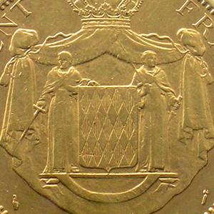 Coins of Monaco