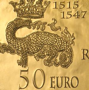 Euros - Gold