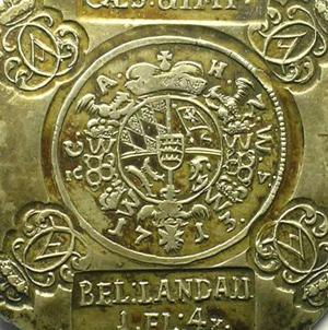 obsidional coins