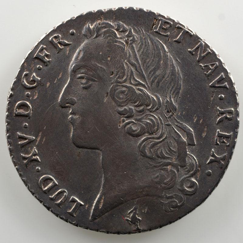 1768 A  1er sem.  (Paris)    TTB
