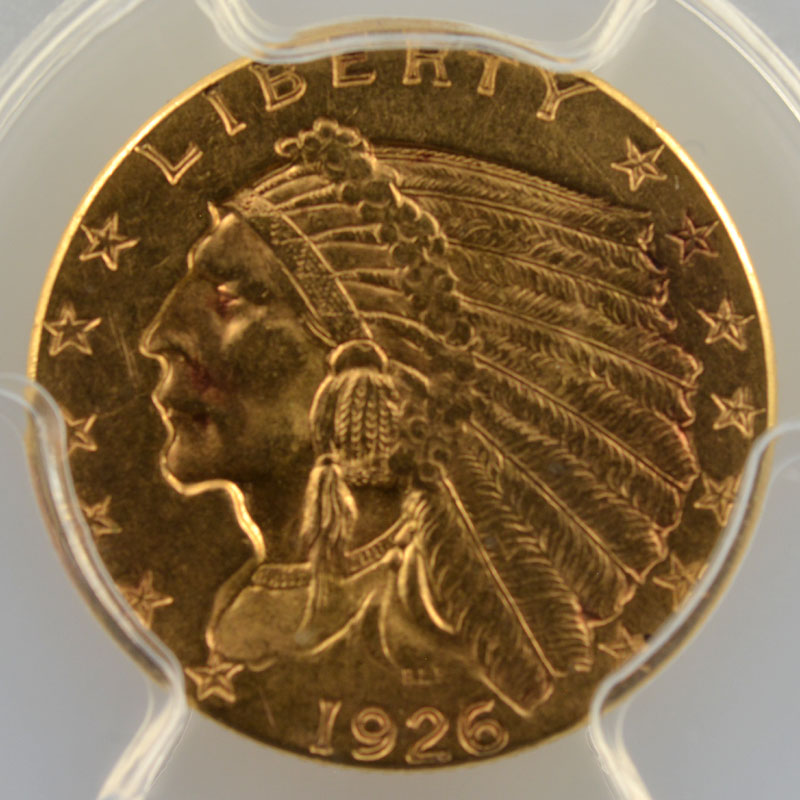 1926    PCGS-MS62    SUP/FDC