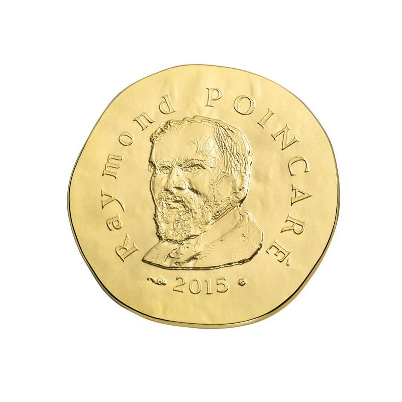 50 euro   Raymond Poincaré   2015    BE