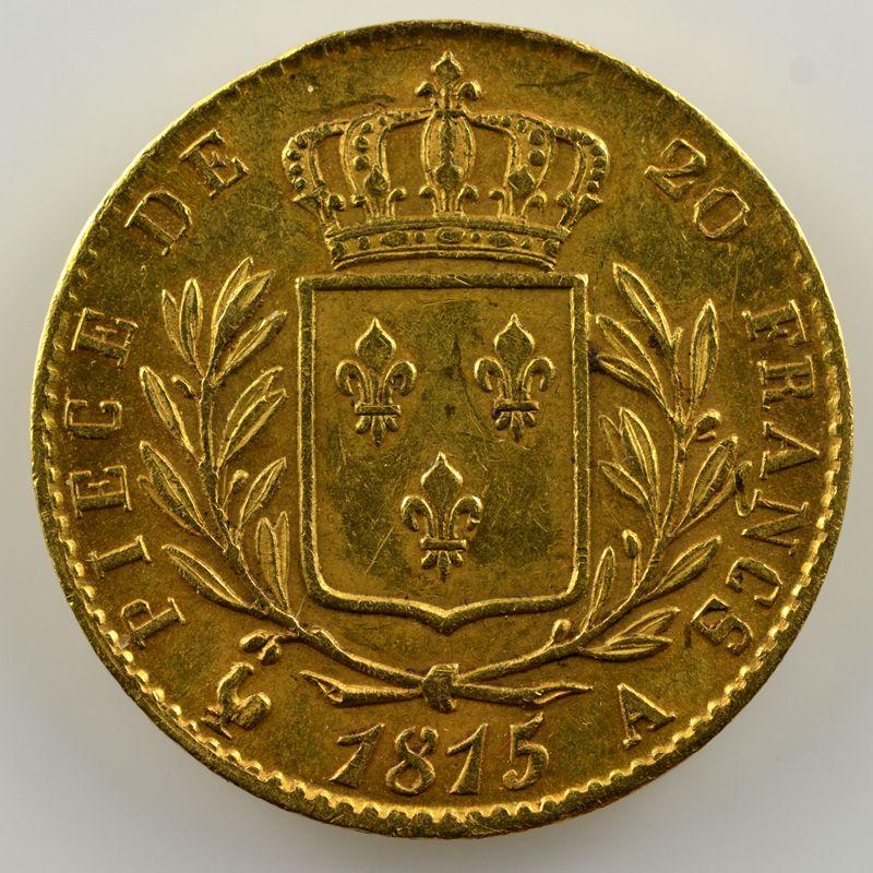1815 A  (Paris)    TTB+/SUP