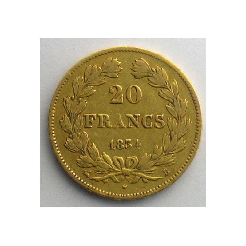 1834 B  (Rouen)    TB+/TTB