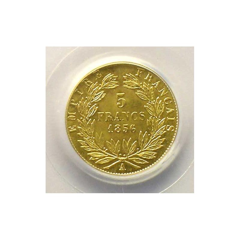 1856 A  (Paris)    PCGS-MS63   pr.FDC