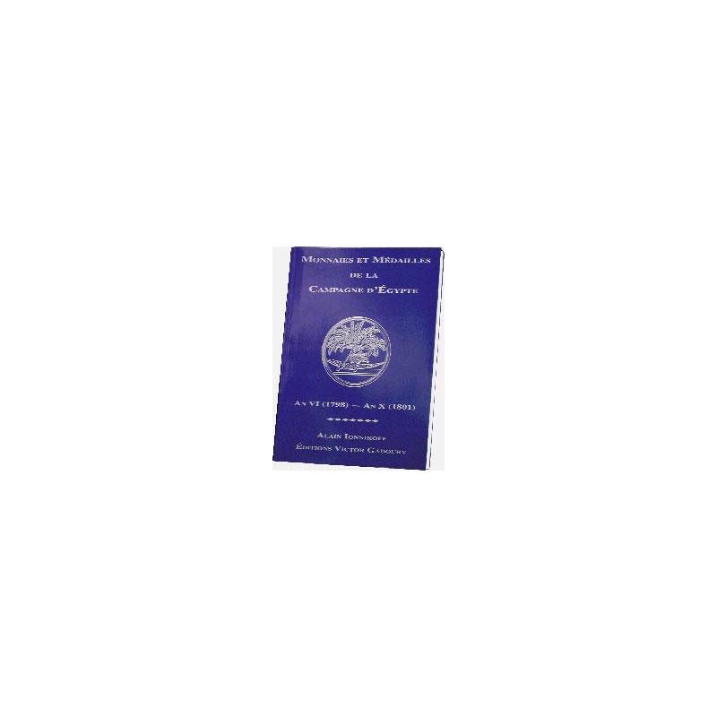 IONNIKOFF A.   Monnaies et Médailles de la Campagne d'Egypte
