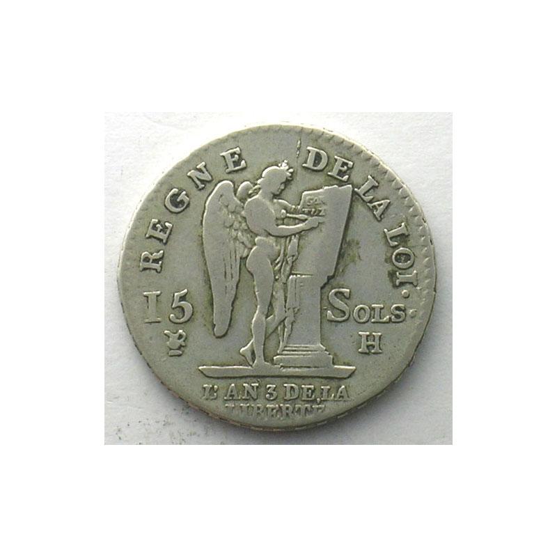 1791 H  (La Rochelle)    TB