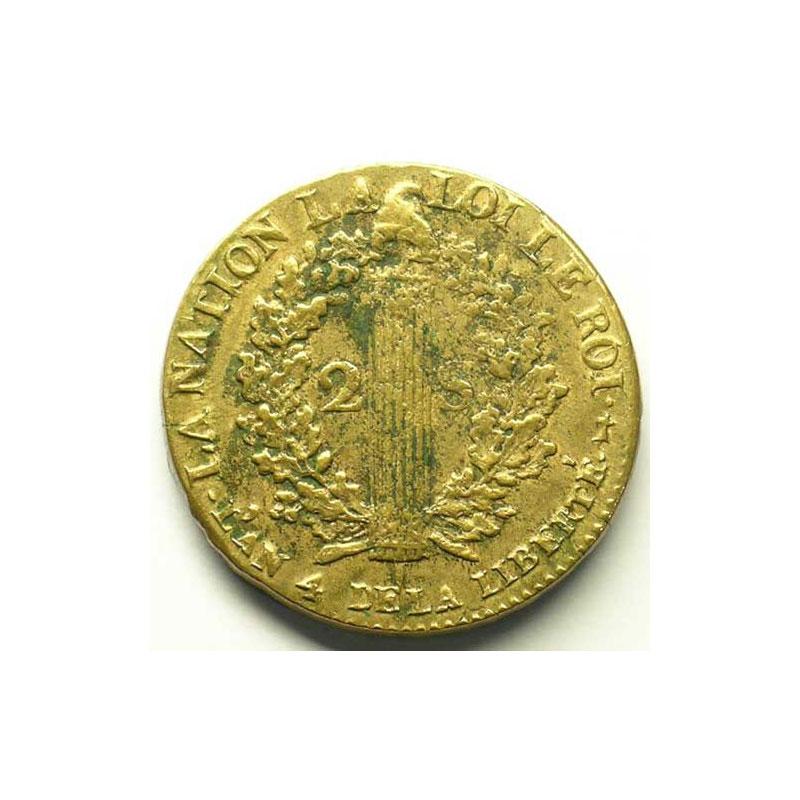 1792 AA  (Metz)    TTB