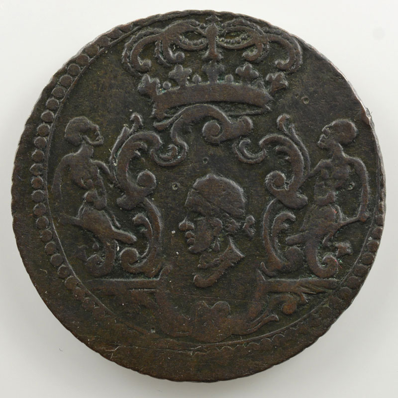 G.7   4 Soldi   1766    TTB