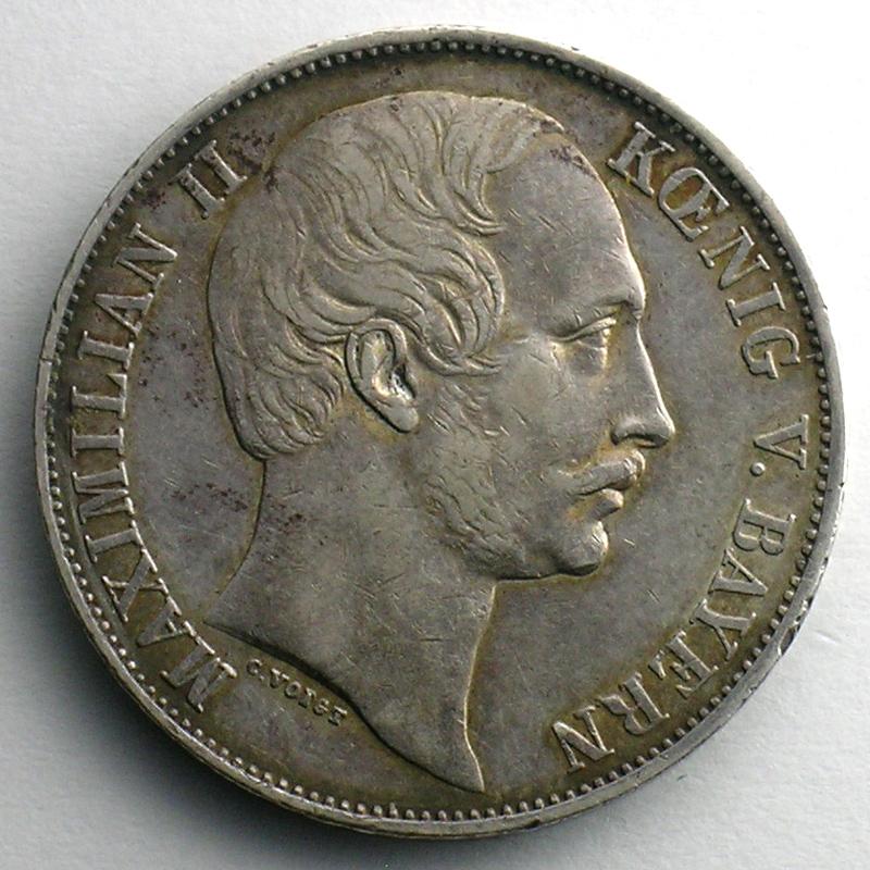 Vereinstaler   1864    TTB