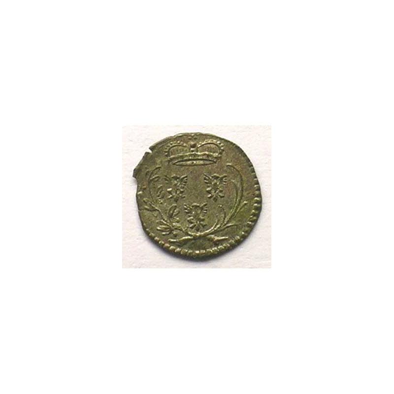 KM 7   Pfennig   1805    SUP