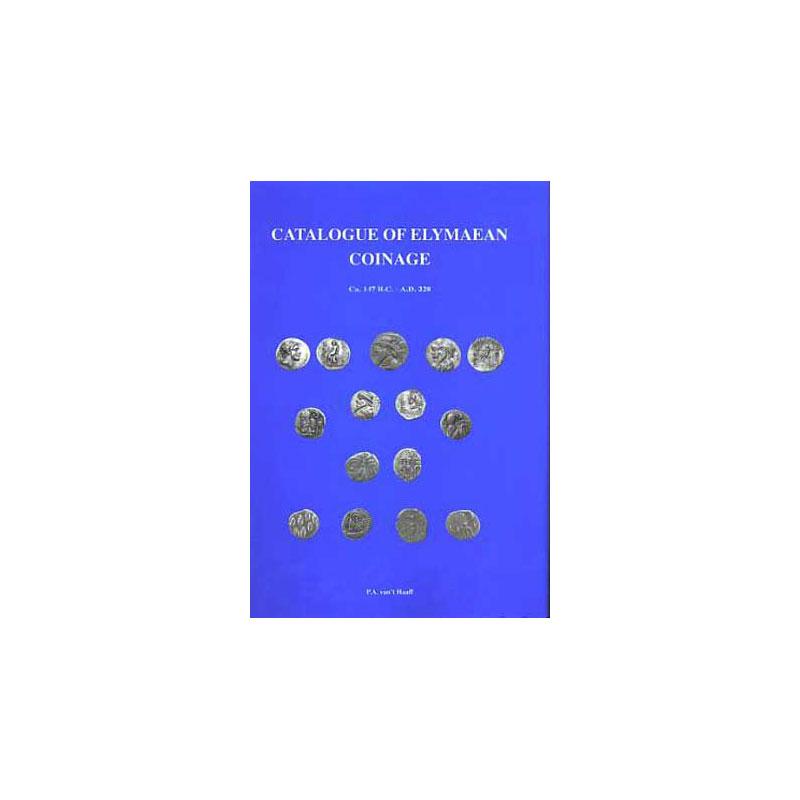 VAN'T HAAFF   Catalogue of Elymaean Coinage   ca. 147 BC - AD 228
