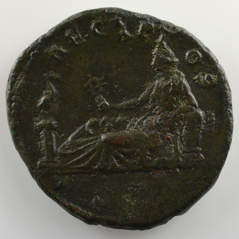 R/ AEGYPTOS  SC   (Rome 136)    TTB