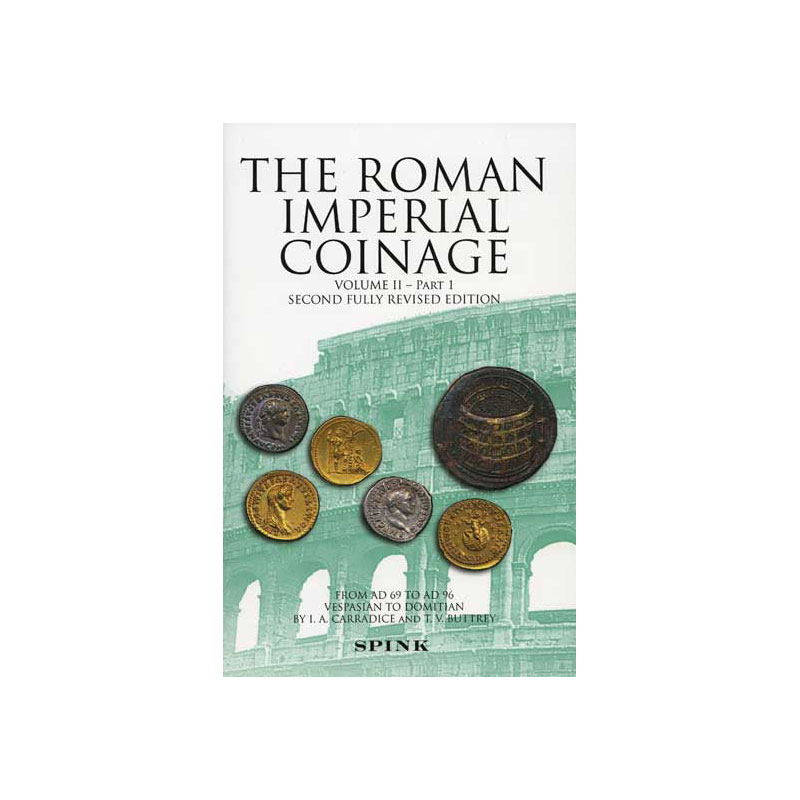 R.I.C.   vol. II, part 1   Vespasien à Domitien (69-96)