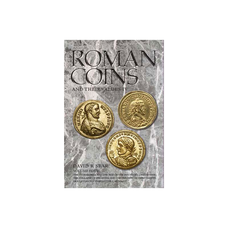 SEAR   Roman Coins   tome IV  284-337