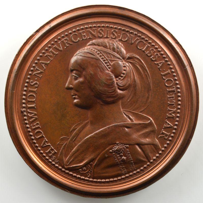 Ferdinand de Saint-Urbain   Médaille en bronze  47.5mm   Gérard d'Alsace    SUP/FDC