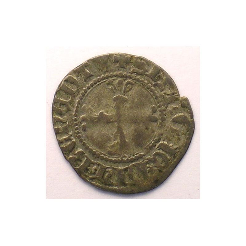 Trésel   Georges de Saluces  (1440-1461)    TB