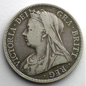 1/2 Crown   1898    TB/TB+