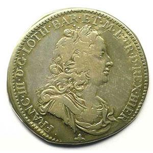 1/2 Francescone   1739 Pise    TB+