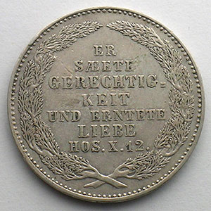 1/3 Thaler   1854    TTB