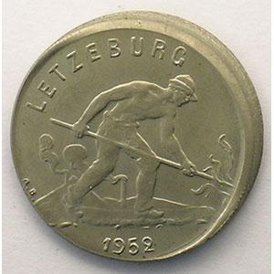 1 Franc   1952    FDC