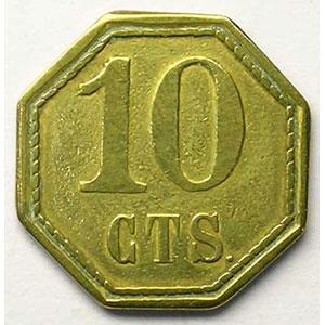 10 c   Lt, 8   20 mm   TTB