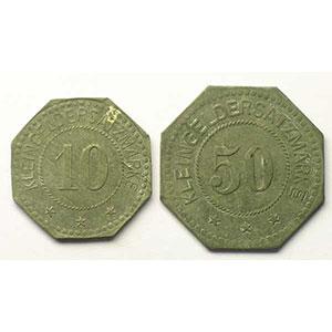 10 (Pf), 50 (Pf)    TTB+/SUP