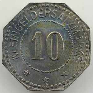 10 (Pf)    FDC
