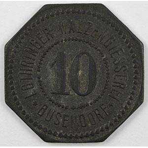 10 (pf)   Zn,8   21mm    TTB