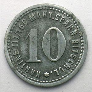 10 (Pf)   Zn, R   20,5mm    TB+