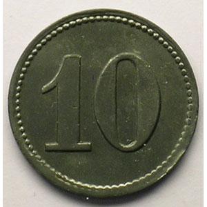 10 (Pf)   Zn, R   20,5mm    TTB+