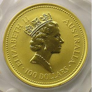 100 Dollars   1992    BE