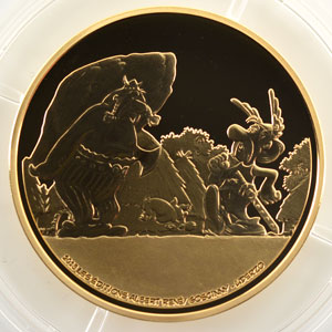 100 Euro   Astérix et Obélix   2013    BE