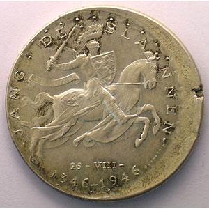 100 Francs   1946    SUP/FDC