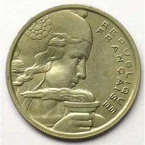 100 Francs   Cochet   flan d'avers    TTB