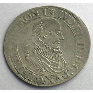 12 Kreuzer   Louis-Frédéric de Wurtemberg (1608-1631)   1622    TB/TTB
