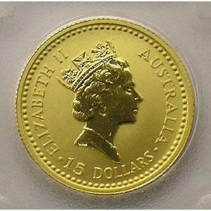 15 Dollars   1990    BE