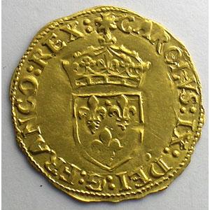 1566 ou 1568 I  (Limoges)    TTB+/SUP