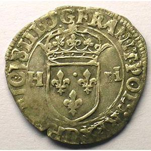 1589 D (Lyon)    TB+/TTB