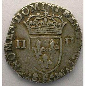 1603 (ou 1605) F  (Angers)    TB/TB+