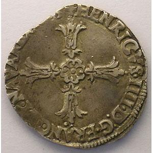 1605 (ou 1595) T  (Nantes)    TB+