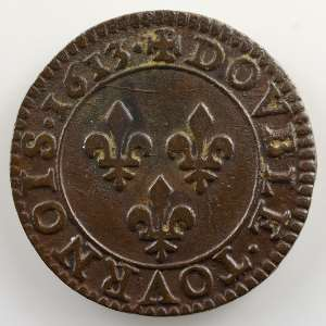 1613 A  (Paris)    TTB