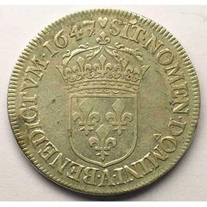 1647 A  (Paris)    TTB