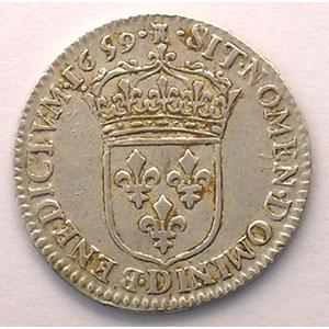 1659 D  tour  (Lyon)    TTB