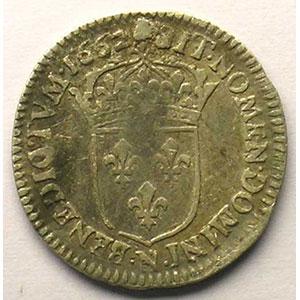 1662 N  (Montpellier)    TB+