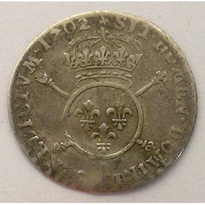 1702 A  (Paris)    TB