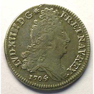 1704 A  (Paris)    TTB+