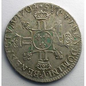 1704 A  réf.  (Paris)    TTB