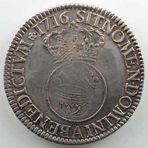 1716 A  (Paris)  réf.    TTB