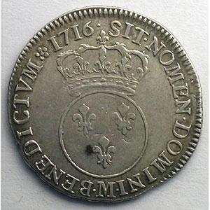 1716 M  réf.  (Toulouse)    TB+/TTB